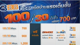 3BB Internet Thailand