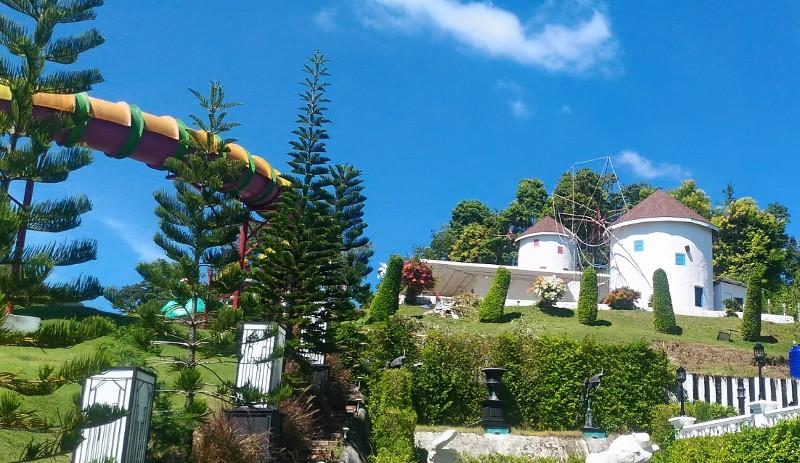 7Heaven Freizeitpark bei Ao Nang