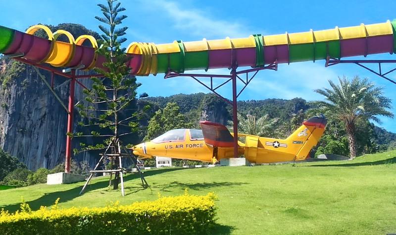 7 Heaven Freizeitpark, Ao Nang
