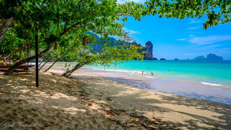 Ao Nang Beach im April 2019