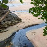 Ao Nang und das schwarze Wasser