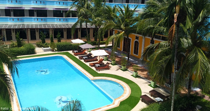 Blue Carina Inn Hotel Phuket