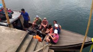 Boot nach Koh Yao Yai