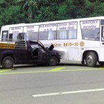 Bus Crash in Ao Nang