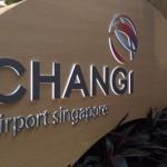 Übernachten am Changi Airport, Singapur