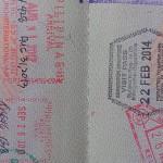 Kein Visa Run mehr ohne Visum