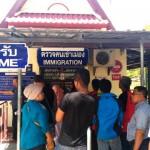 Grenzgang Border Run nach Satun mit Touristenvisum