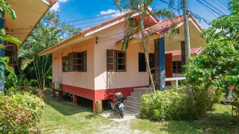 Unser Haus in Thailand