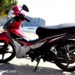 Neues Moped gekauft – Honda Wave 110i