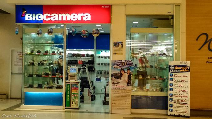 BigCamera Shop im Big C in Krabi