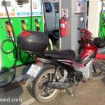 Mit dem Moped nach Khao Lak Tag 1