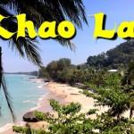 Die Strände von Khao Lak, 2. Tag