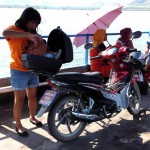 Mit dem Moped nach Koh Lanta, Tag 1