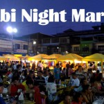 Krabi Night Market (Walking Street)