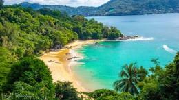 Der Laem Singh Beach auf Phuket