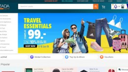 Lazada Online Shopping in Thailand