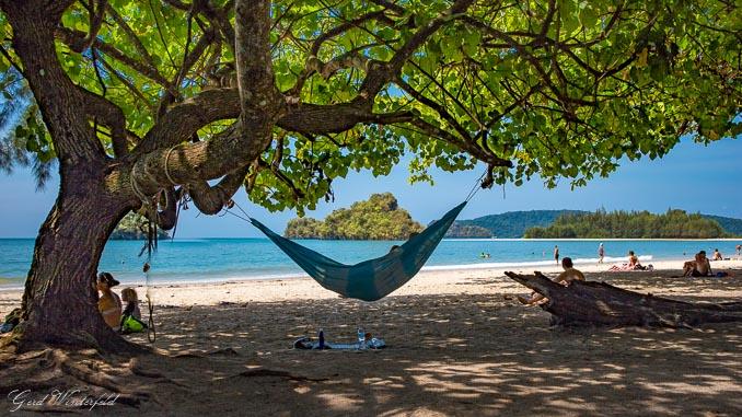 Noppharat Thara Beach, Krabi