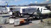 Airbus A340 der Lufthansa