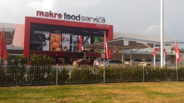 Der neue MAKRO Food Service in Ao Nang