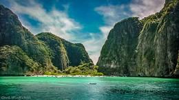 Maya Bay auf Koh Phi Phi