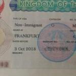 Non Immigrant Visum auch für Nicht – Rentner