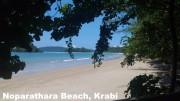 Noparathara Beach, Krabi Thailand