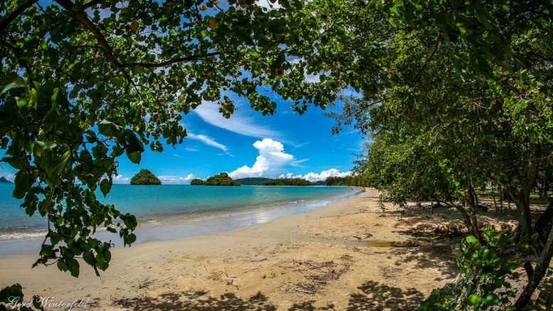 Der Noppharat Tara Beach bei Krabi