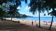 Surin Beach auf Phuket, Thailand
