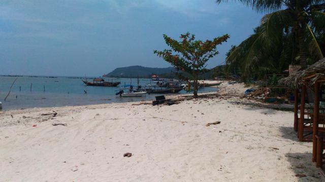 Tong Kruth im Süden von Koh Samui
