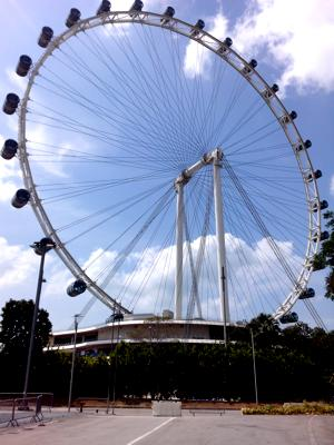Der Singapore Flyer