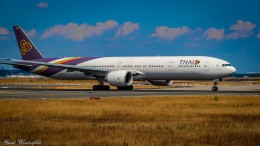 Thai Airways Boeing 777