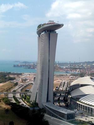 The Float Hotel Singapur