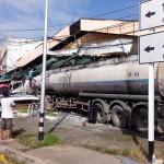 Schwerer Unfall in Talat Khao